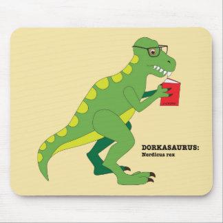 Dorkasaurus Mouse Pad