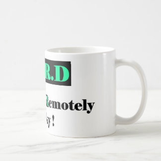 Dorky Nerd Full Coffee Mug