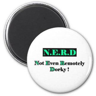 Dorky Nerd Full Magnet