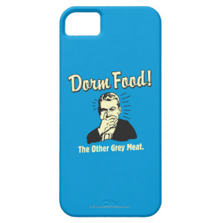 Dorm Food: Other Grey Meat iPhone SE/5/5s Case