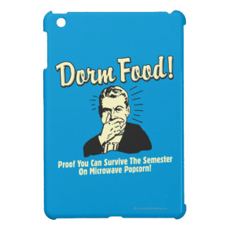 Dorm Food: Survive Microwave Popcorn Case For The iPad Mini