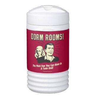 Dorm Room: Most Fun Twin Bed Beverage Cooler