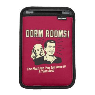 Dorm Room: Most Fun Twin Bed iPad Mini Sleeves
