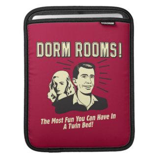 Dorm Room: Most Fun Twin Bed iPad Sleeve