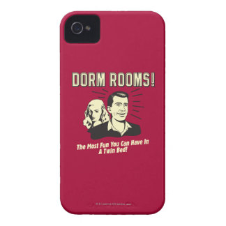 Dorm Room: Most Fun Twin Bed iPhone 4 Cover