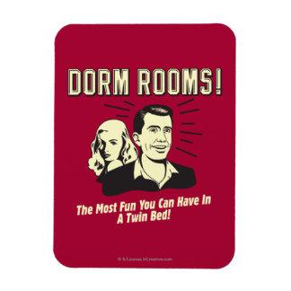 Dorm Room: Most Fun Twin Bed Magnet