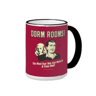 Dorm Room: Most Fun Twin Bed Mugs