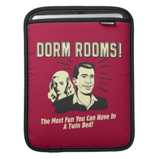 Dorm Room: Most Fun Twin Bed Sleeve For iPads