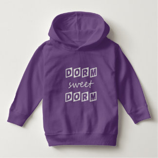 """Dorm Sweet Dorm"" shirts & jackets"