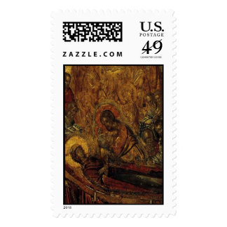 'Dormition of the Virgin' Postage Stamps