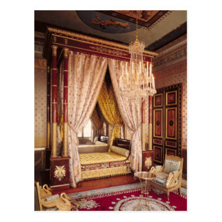 Dormitorio de la reina Hortense de Beauharnais Postales