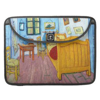 Dormitorio de Van Gogh en Arles Fundas Para Macbooks