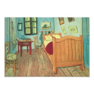 Dormitorio en Arles de Van Gogh, cambio de Anuncio