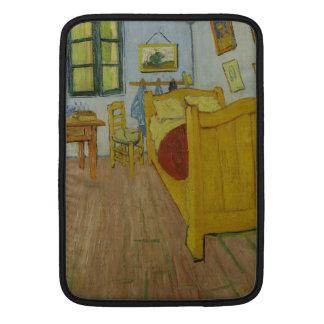 Dormitorio en Arles de Vincent van Gogh Funda MacBook