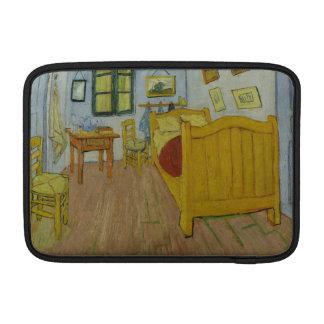 Dormitorio en Arles de Vincent van Gogh Fundas Macbook Air