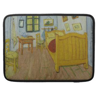 Dormitorio en Arles de Vincent van Gogh Fundas Para Macbook Pro