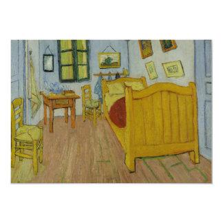 Dormitorio en Arles de Vincent van Gogh Comunicado