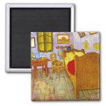 Dormitorio en Arles de Vincent Willem Van Gogh Iman De Nevera