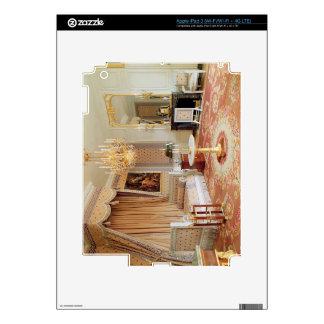 Dormitorio en el Trianon magnífico (foto) iPad 3 Skin