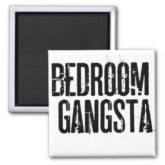 Dormitorio Gangsta Imán Cuadrado