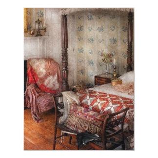 Dormitorio - un lugar a dormir comunicados personalizados