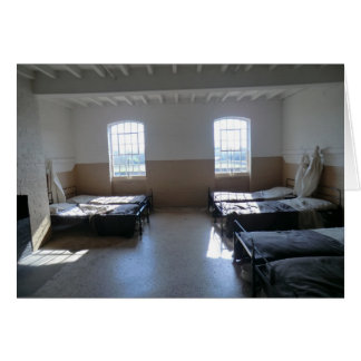 Dormitory at Southwell Workhouse Card