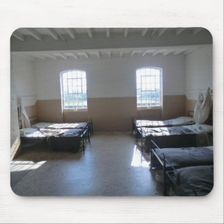 Dormitory at Southwell Workhouse Mouse Pad