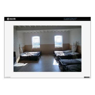 """Dormitory at Southwell Workhouse 15"""" Laptop Decals"""