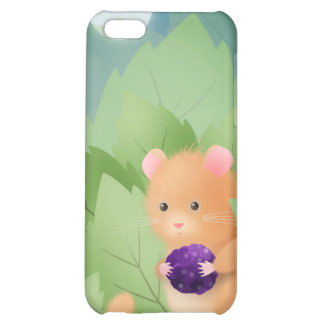 Dormouse dinner - iphone case cover for iPhone 5C