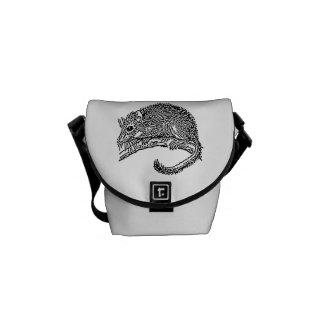Dormouse Messenger Bag