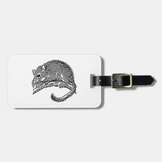 Dormouse Tags For Bags