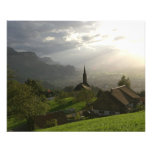"Dornbirn Oberfallenberg Austria 4.5"" X 5.6"" Flyer"