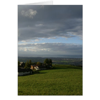 Dornbirn Oberfallenberg Austria Card