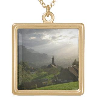 Dornbirn Oberfallenberg Austria Colgante Cuadrado
