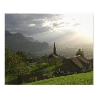 Dornbirn Oberfallenberg Austria Flyer