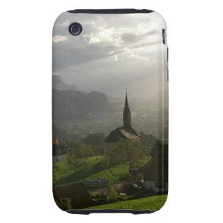 Dornbirn Oberfallenberg Austria iPhone 3 Tough Protectores