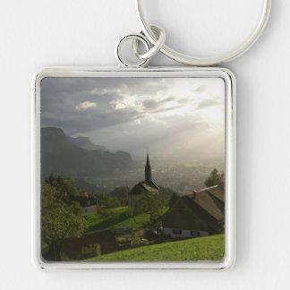 Dornbirn Oberfallenberg Austria Keychain