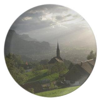 Dornbirn Oberfallenberg Austria Plate