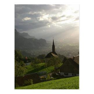 Dornbirn Oberfallenberg Austria Postales