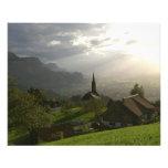 Dornbirn Oberfallenberg Austria Tarjeton