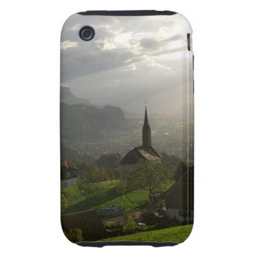 Dornbirn Oberfallenberg Austria Tough iPhone 3 Carcasa