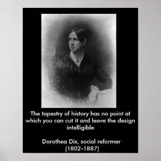 Dorothea Dix print