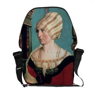 Dorothea Kannengiesser, 1516 (tempera en limewood) Bolsa De Mensajeria