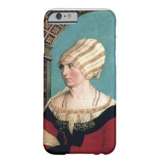 Dorothea Kannengiesser, 1516 (tempera en limewood) Funda Para iPhone 6 Barely There