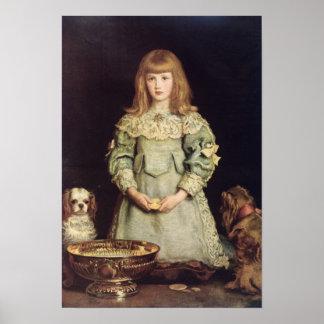 Dorothea Thorpe, 1882 Poster