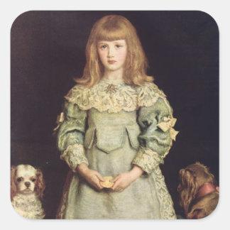 Dorothea Thorpe, 1882 Colcomanias Cuadradass