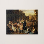 Dorothea's Farewell, from Goethe's 'Hermann and Do Jigsaw Puzzle