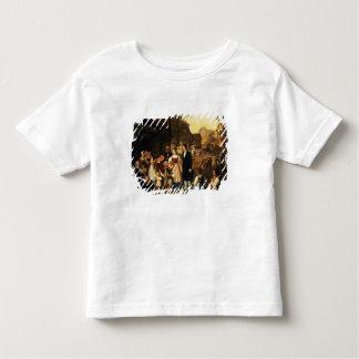 Dorothea's Farewell, from Goethe's 'Hermann and Do Toddler T-shirt