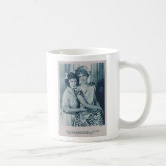 Dorothy and Lillian Gish 1924 Classic White Coffee Mug