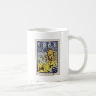 Dorothy and the Cowardly Lion from Wizard of Oz Coffee Mug